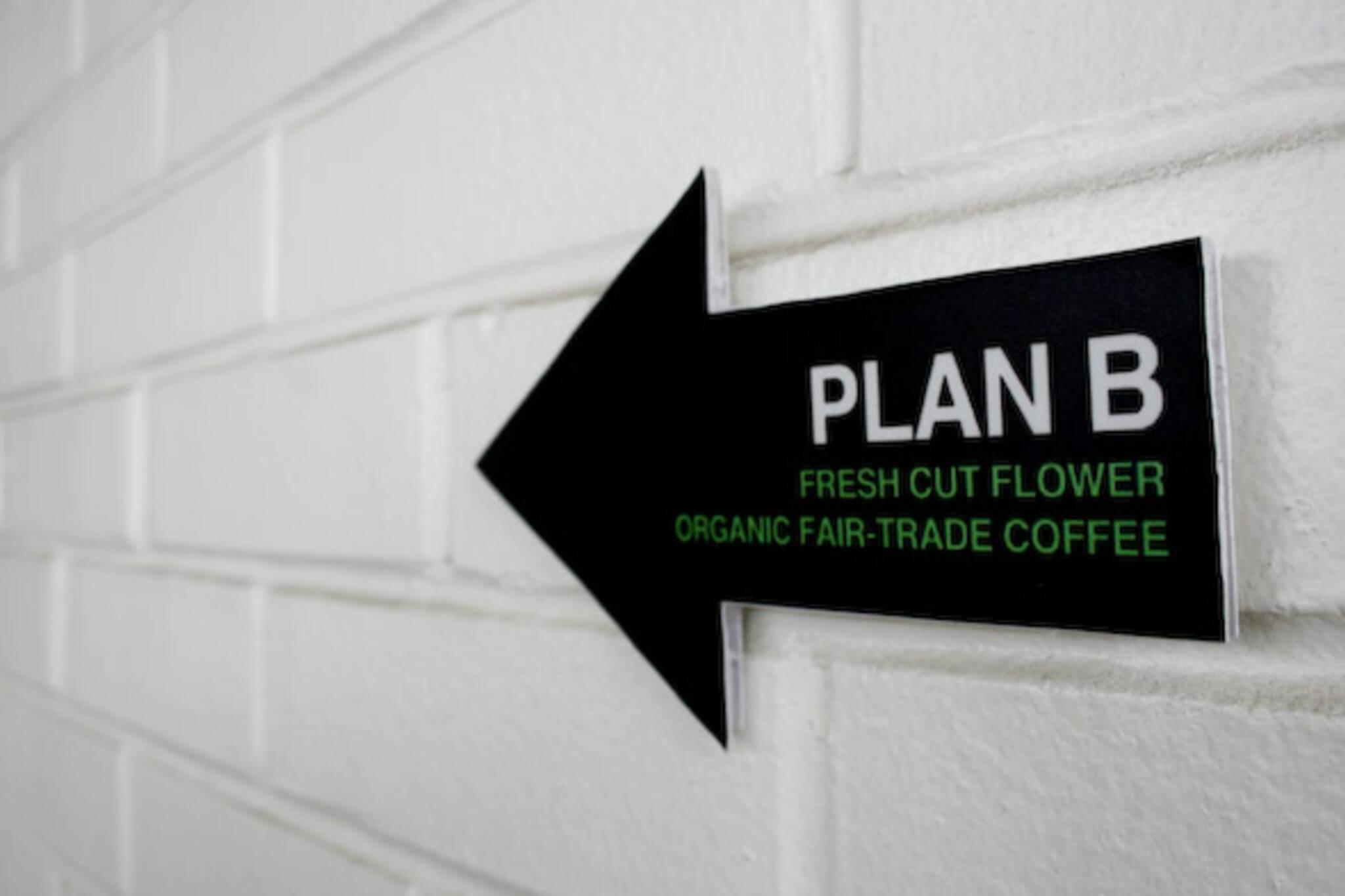 Plan B Cafe Toronto