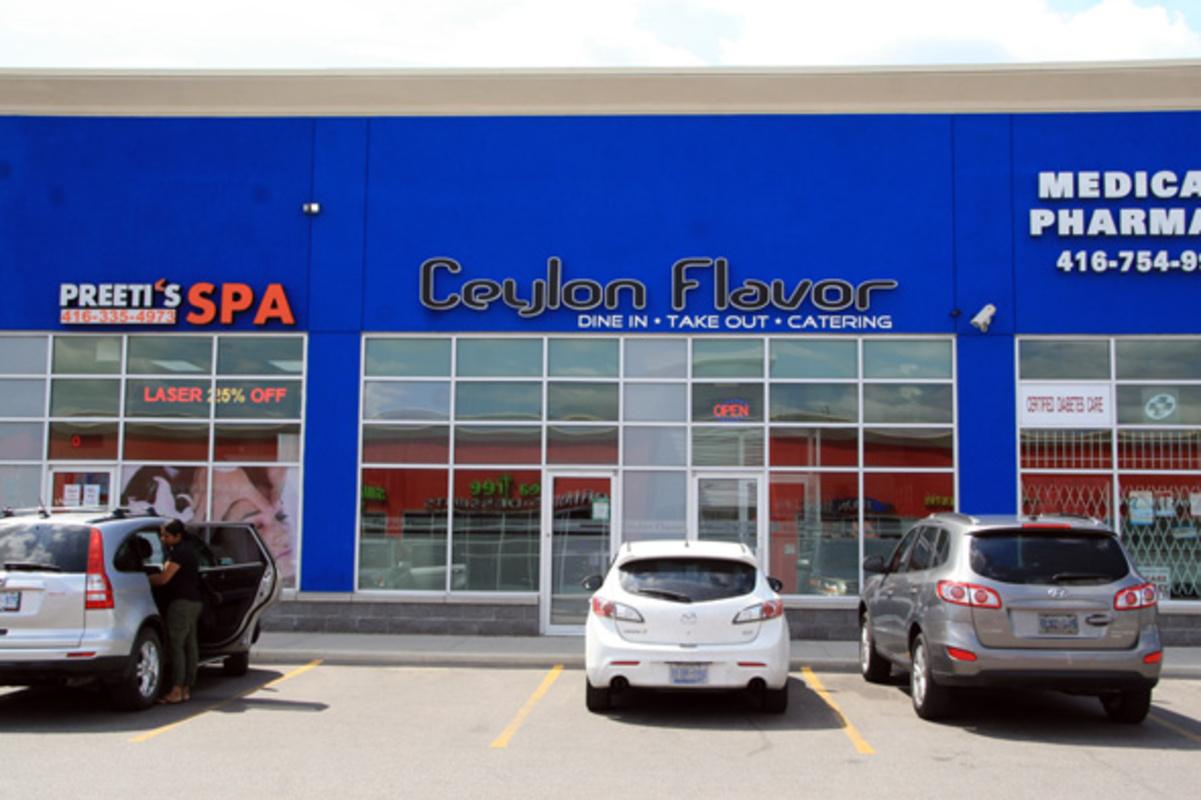 Ceylon Flavor Toronto
