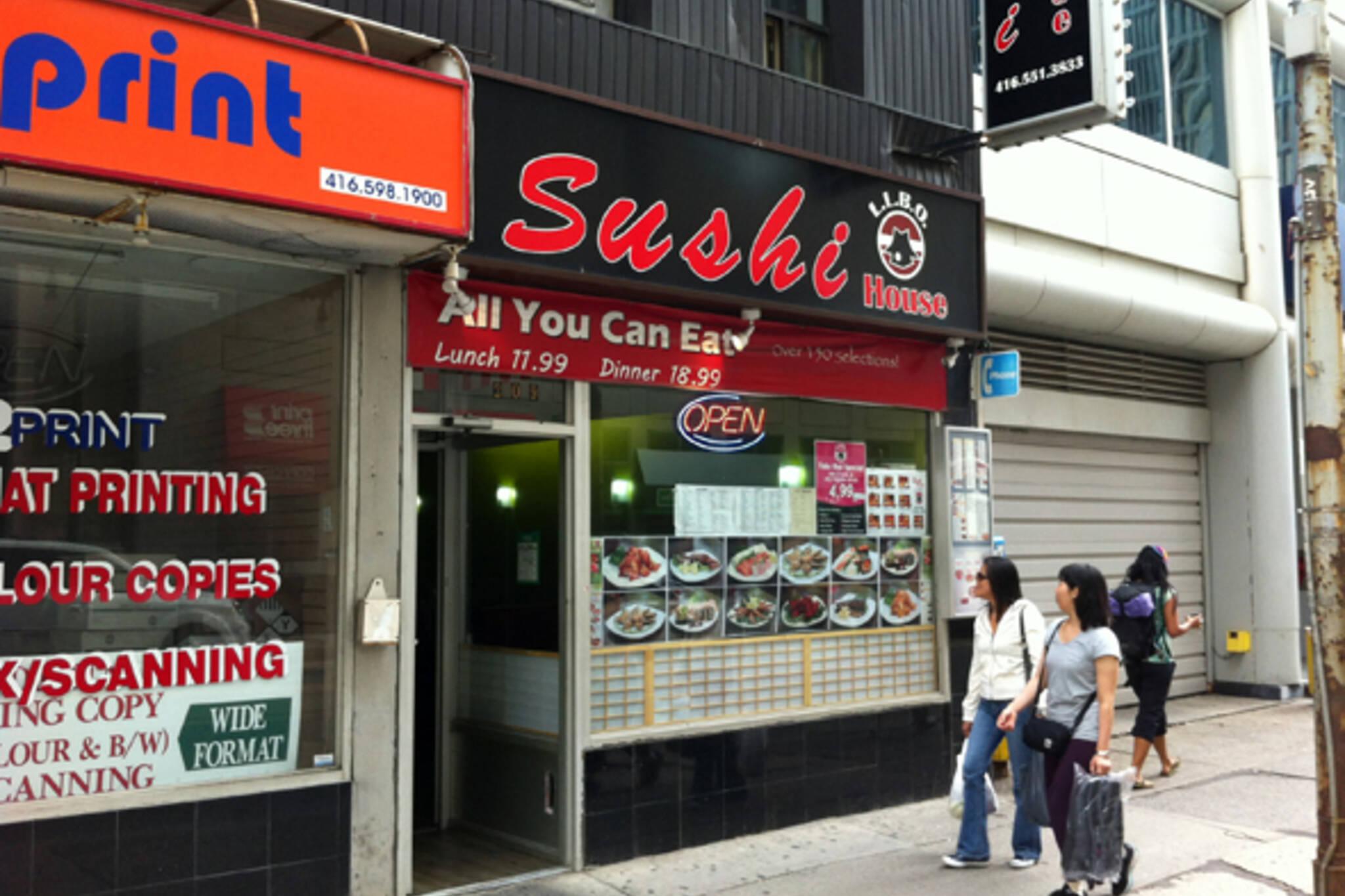 Sushi House Toronto