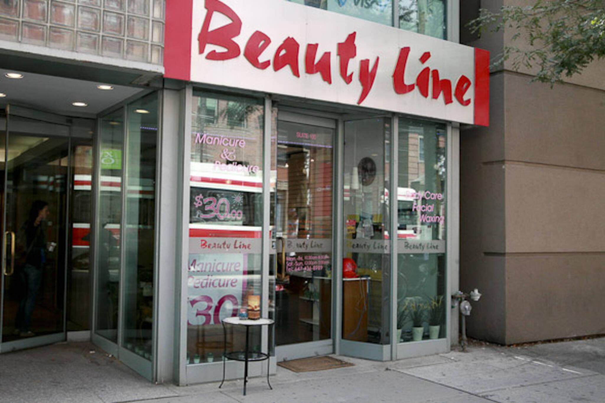 Beauty Line Nail Spa