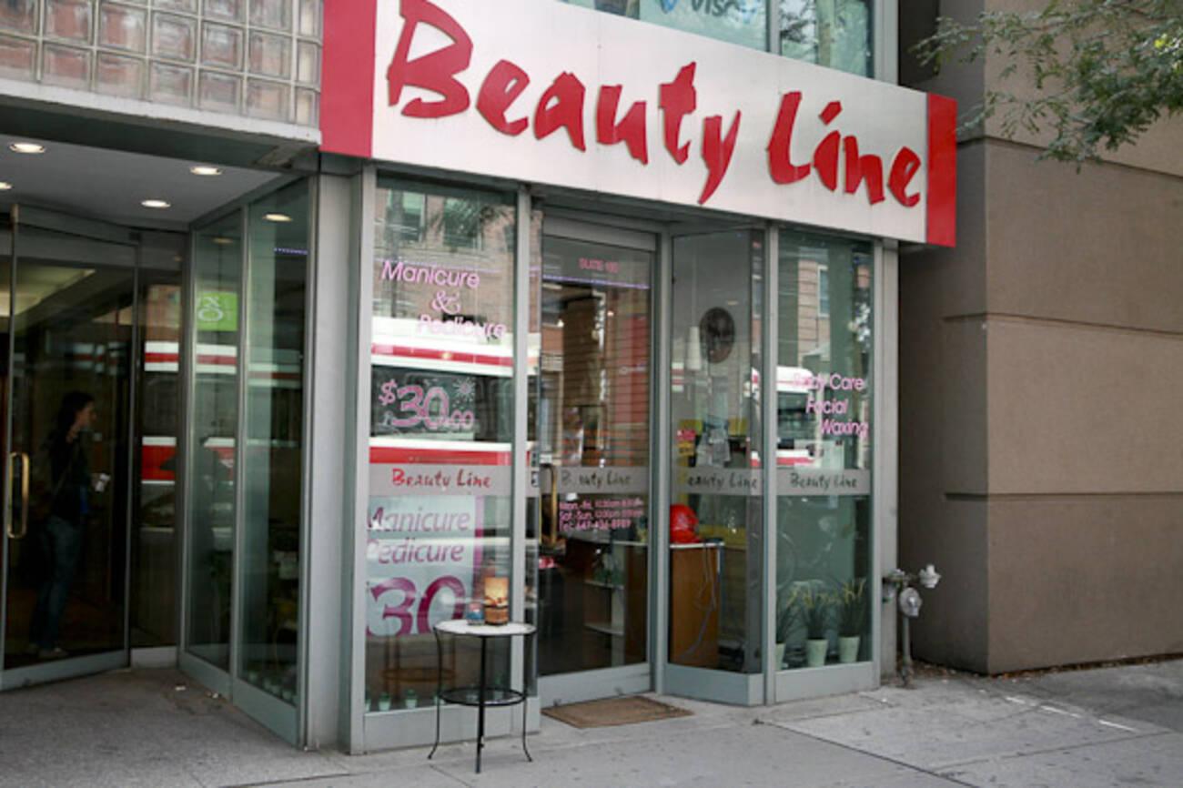 Beauty Line Nail Spa (King West)