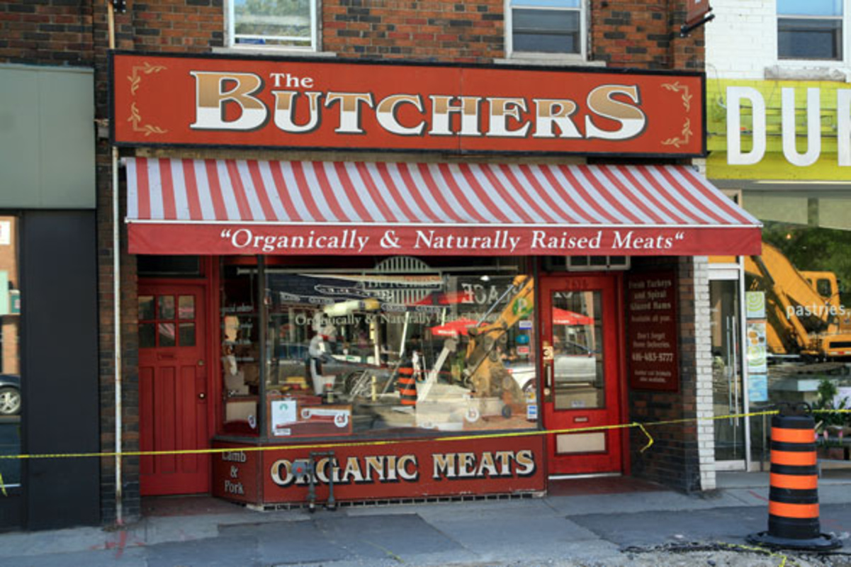 The Butchers Toronto