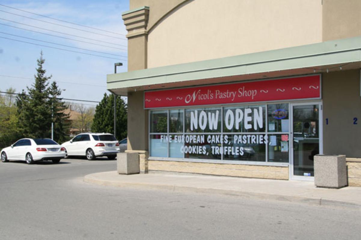 Nicol's Pastry Shop