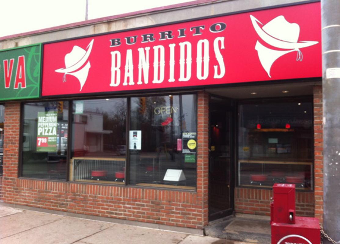 Burrito Bandidos (Beaches)