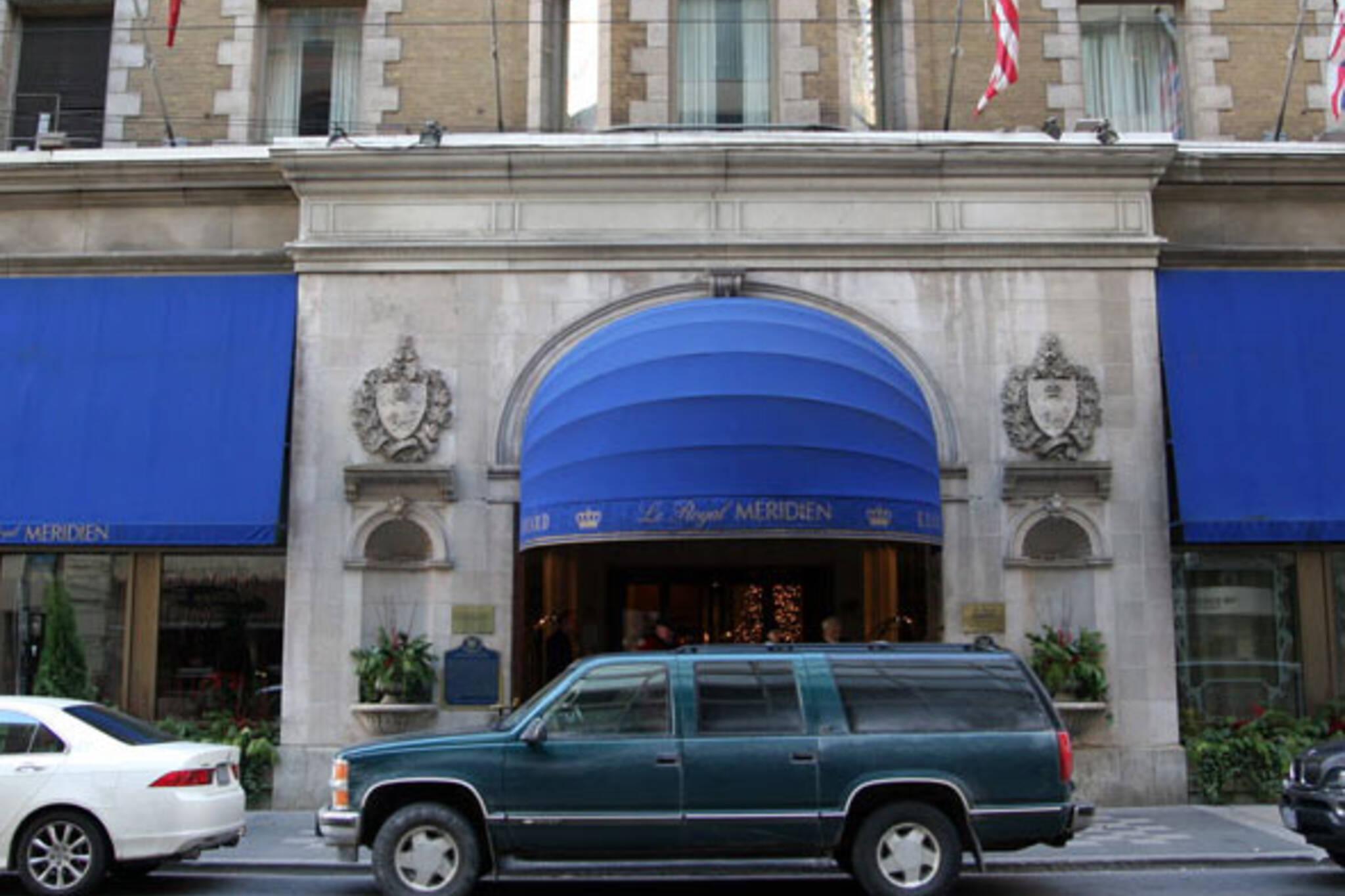 King Edward Hotel Toronto