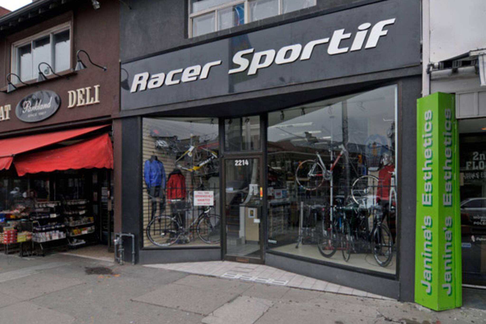 Racer Sportif Bike Toronto