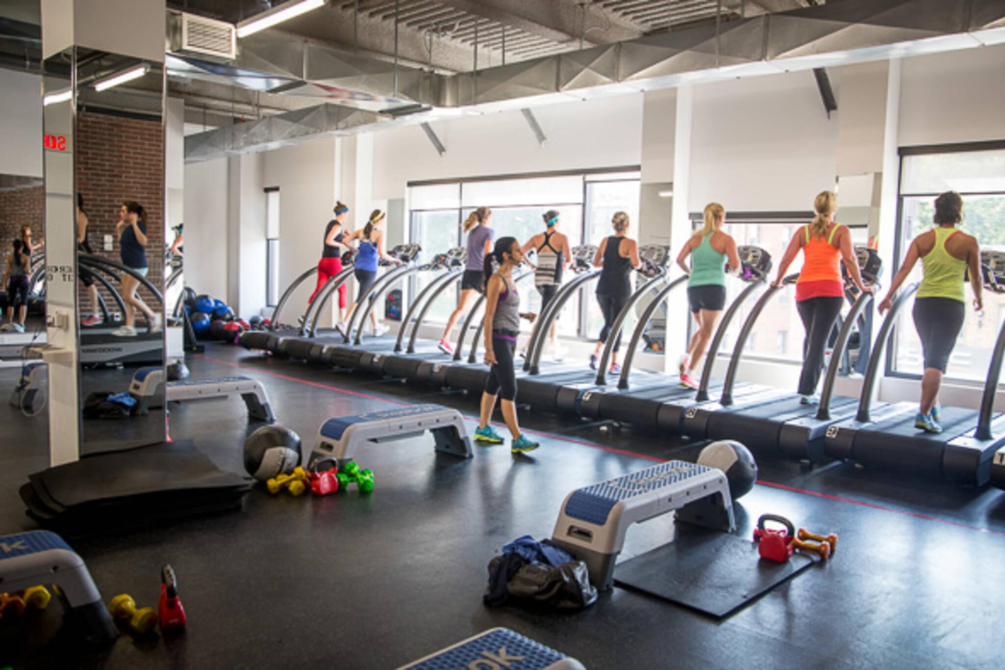 Track Fitness Toronto