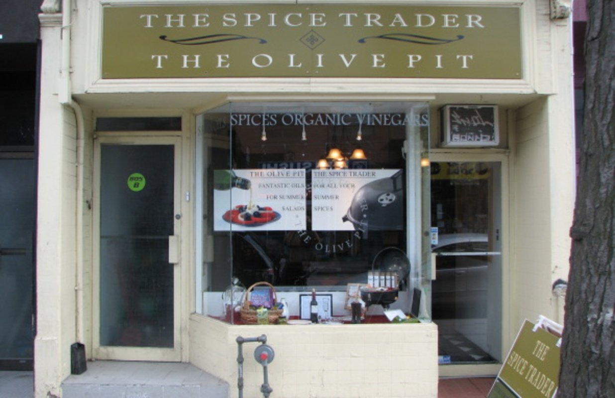The Spice Trader