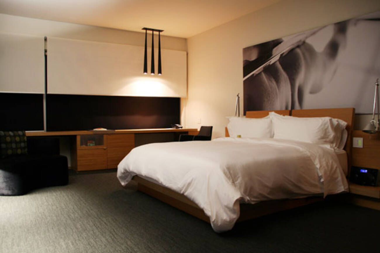 Hotel le germain maple leaf square blogto toronto for B furniture toronto