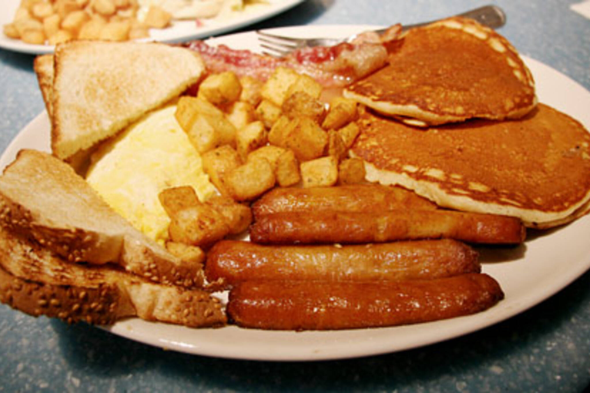 Fran's Big Breakfast