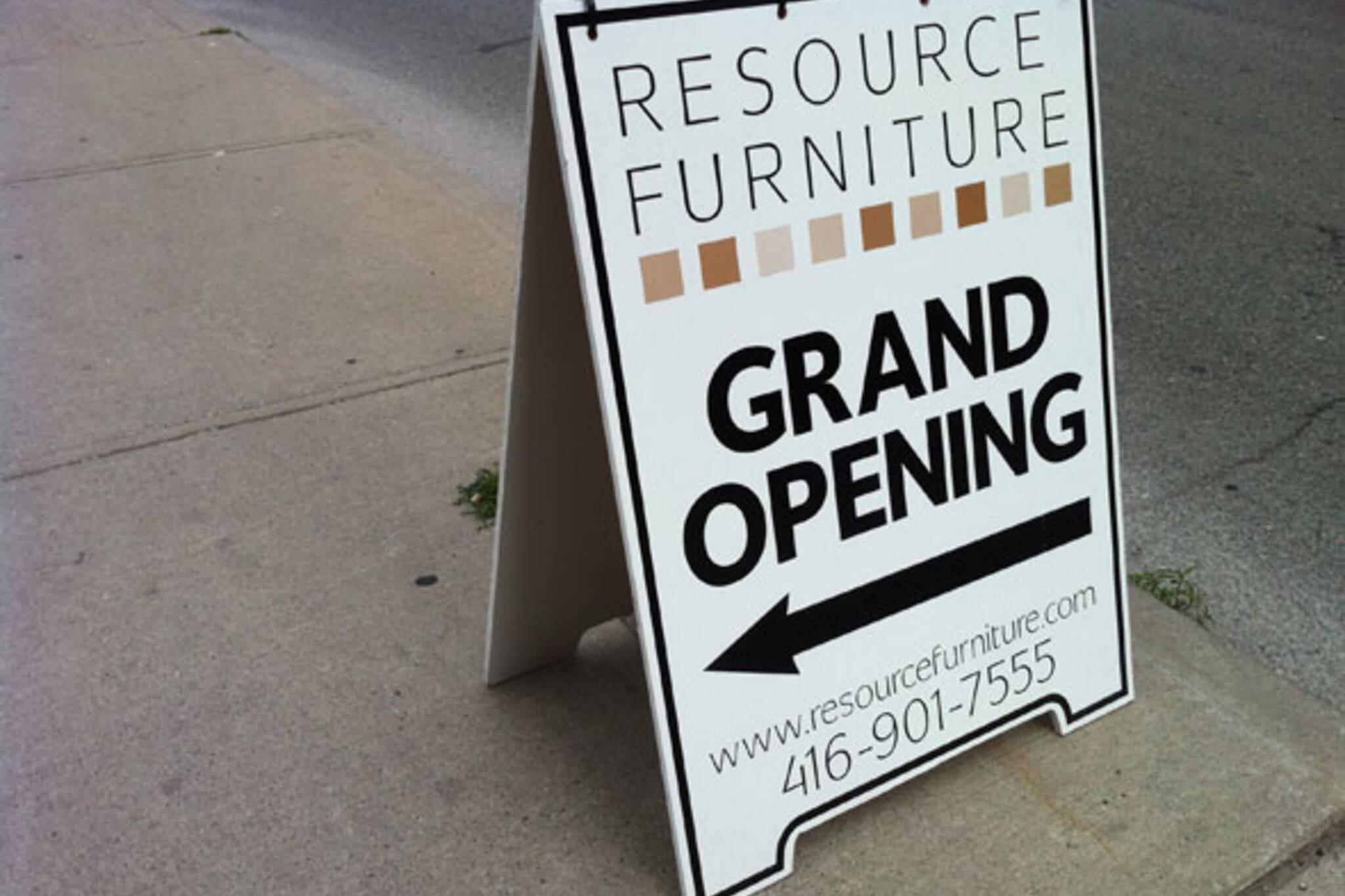 Resource Furniture Blogto Toronto