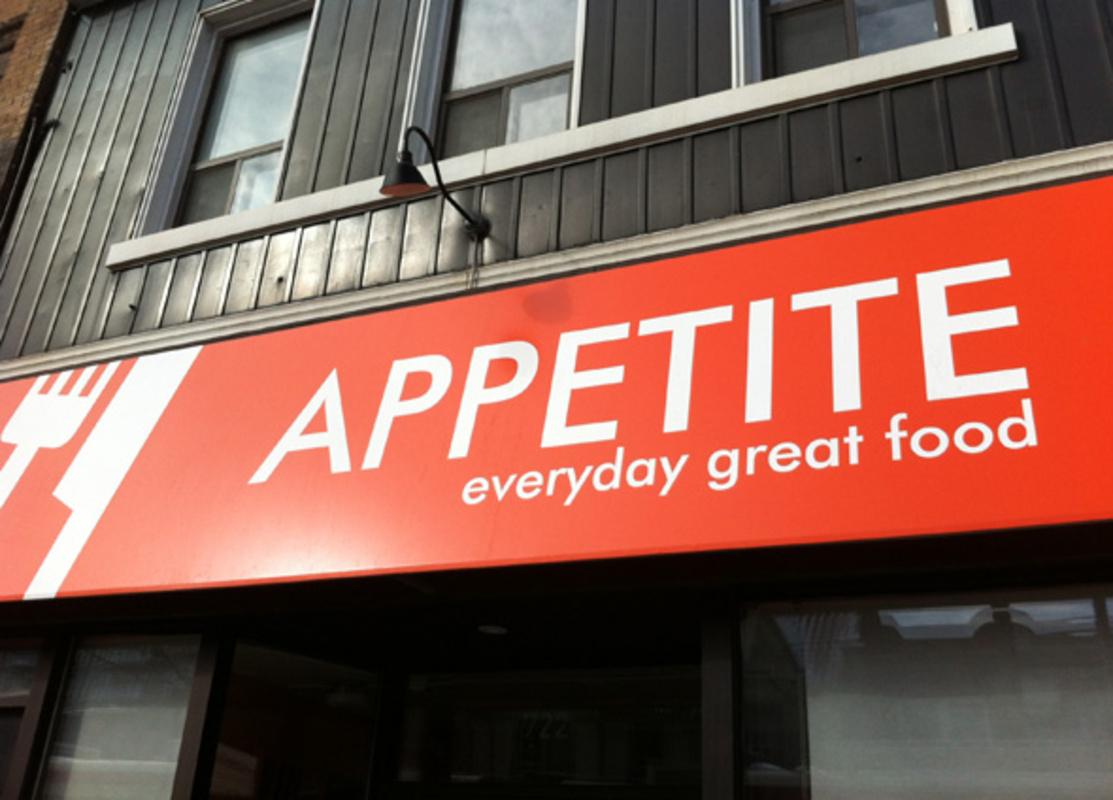 Appetite Toronto