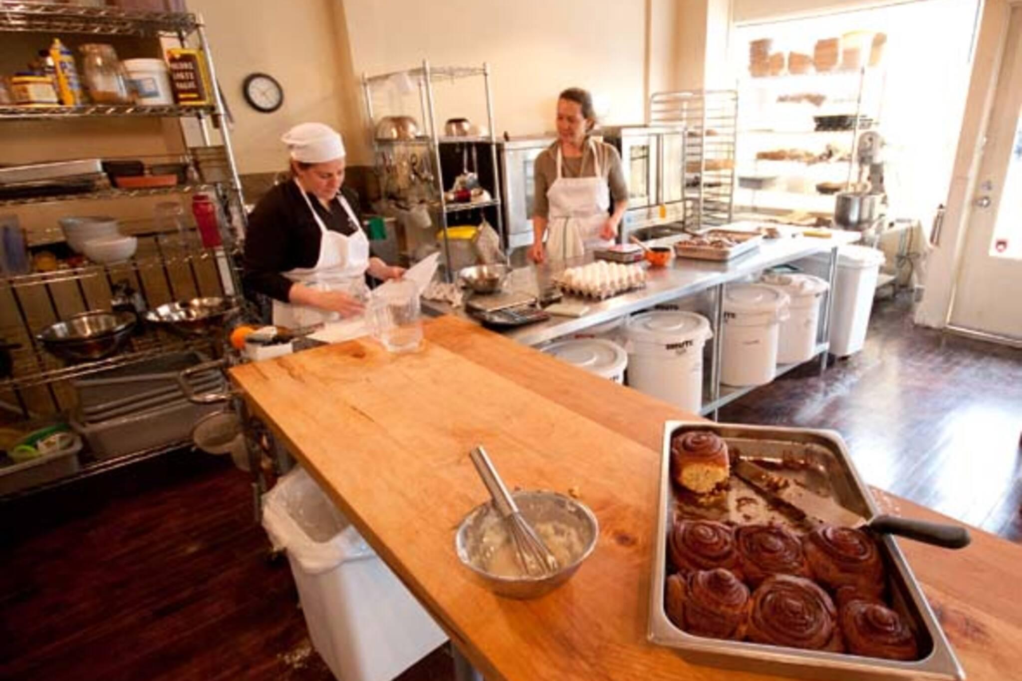 Knead Bakery Toronto