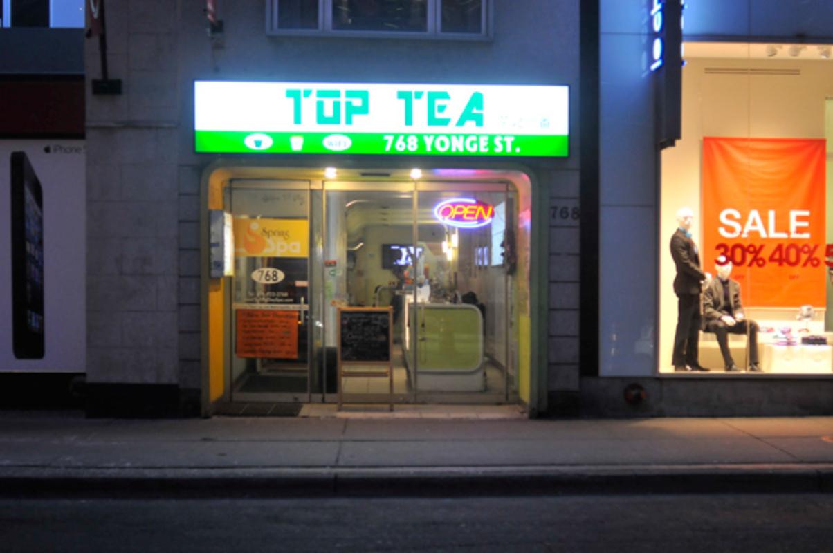 Top Tea Toronto