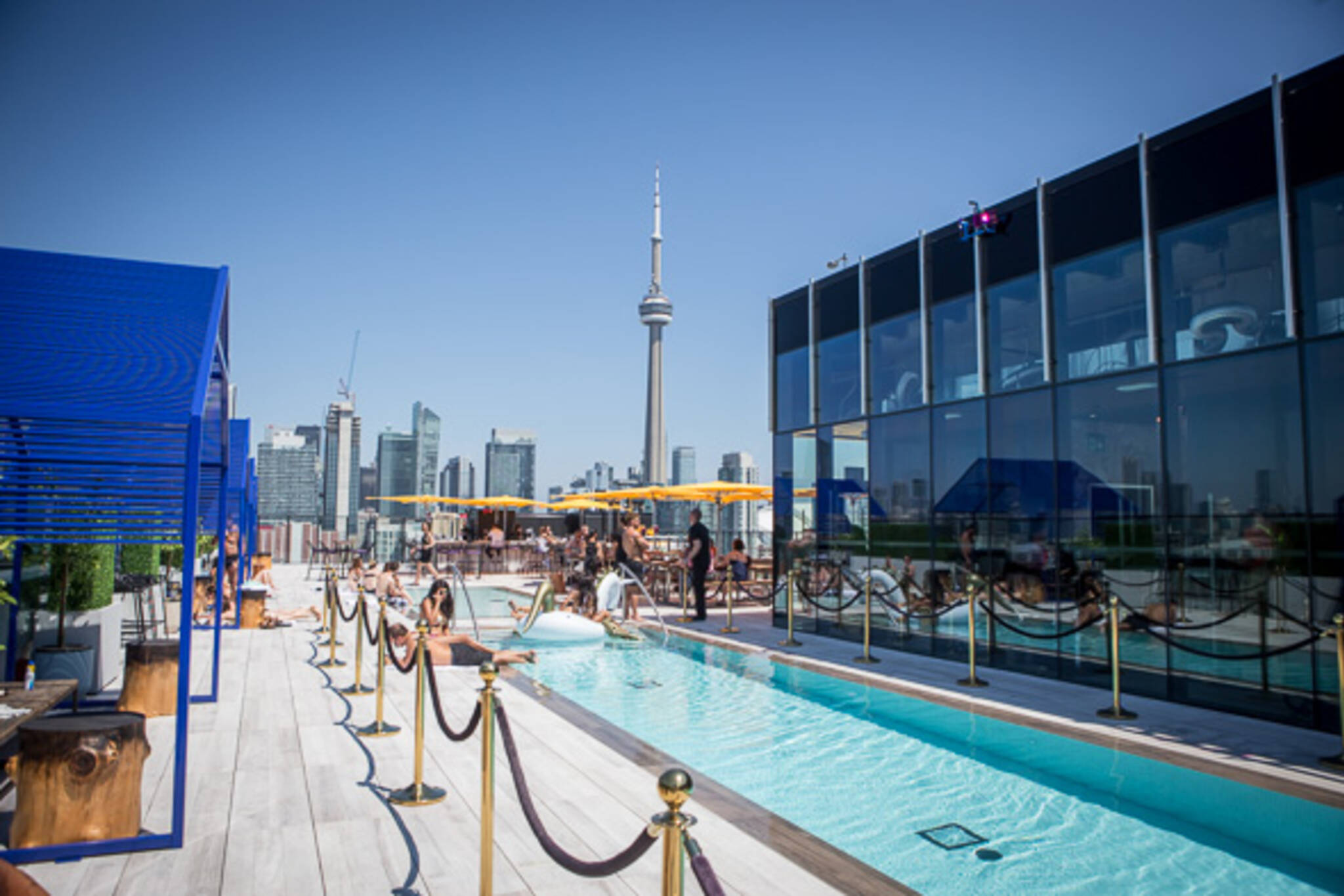 Laville Restaurant Toronto