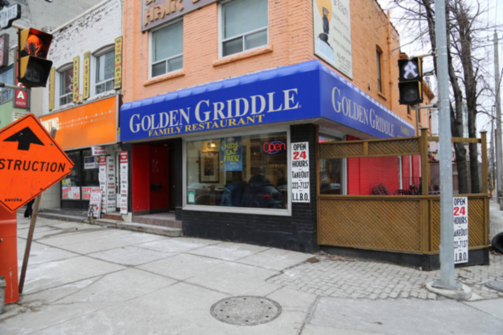 Golden Griddle