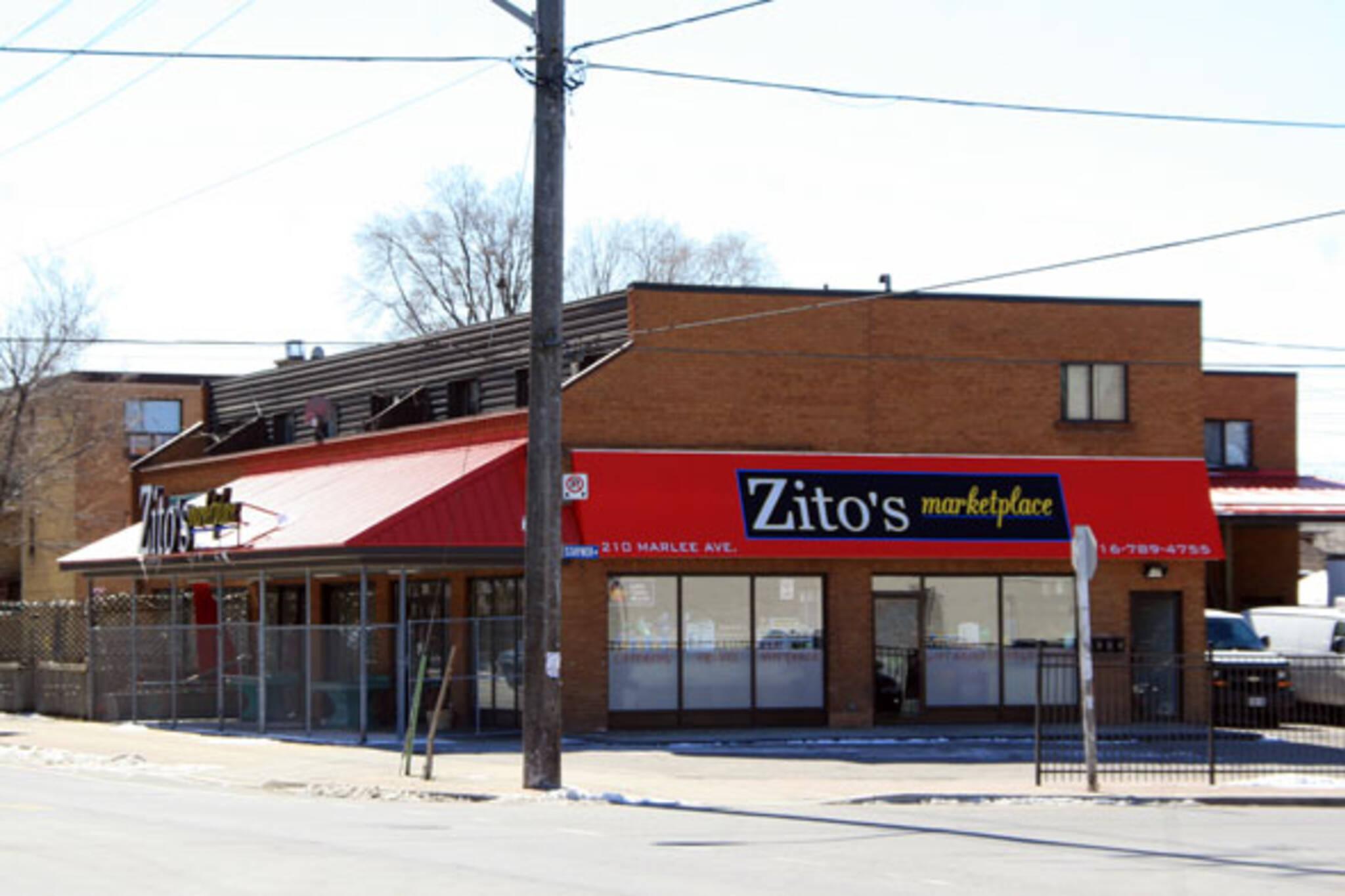 Zitos Marketplace