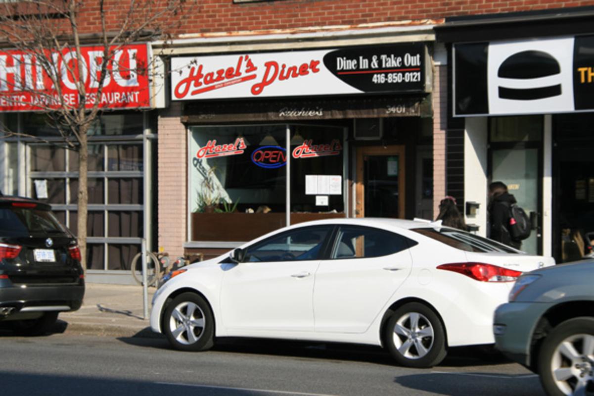 Hazel's Diner