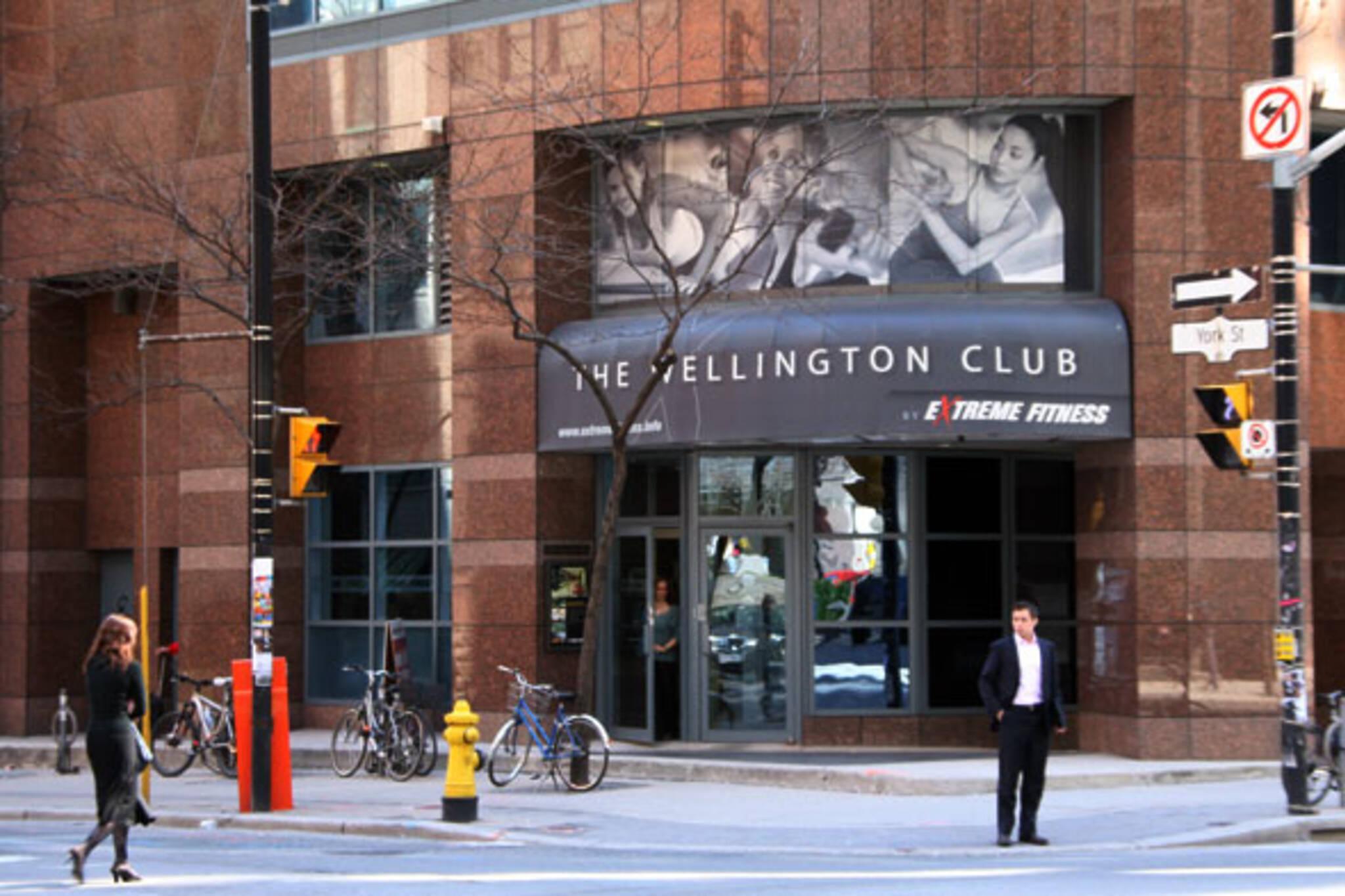 The Wellington Club