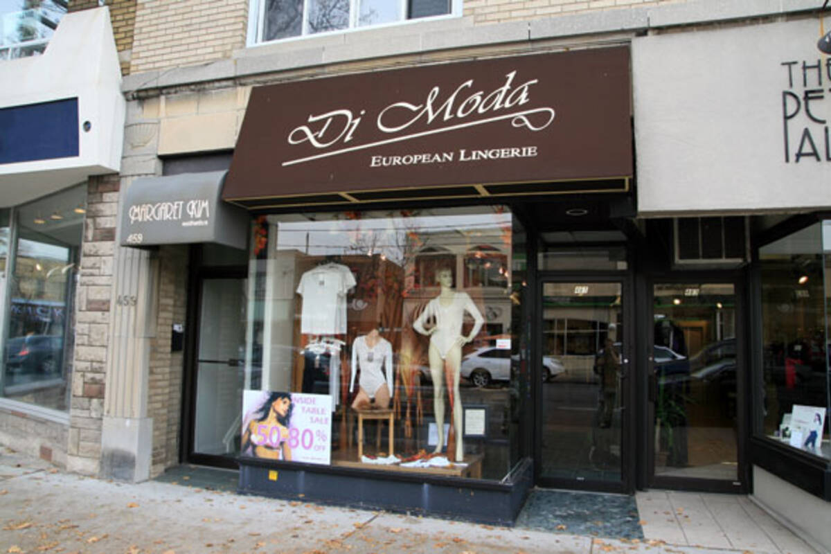 Toronto's favourite lingerie boutique. We carry bras & underwear from Hopeless, Fleur of England, Lonely, Le Petit Trou, Mimi Holliday and more. Visit our Dundas West location, book a bra fitting or shop online! Shipping is always free on Canadian orders over $