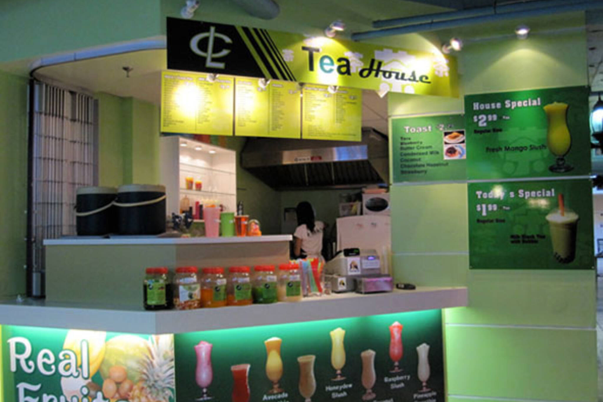 CL Tea House Toronto