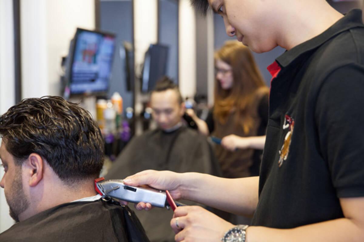 Man Cave Barber Boca : Garrison s barbershop to toronto