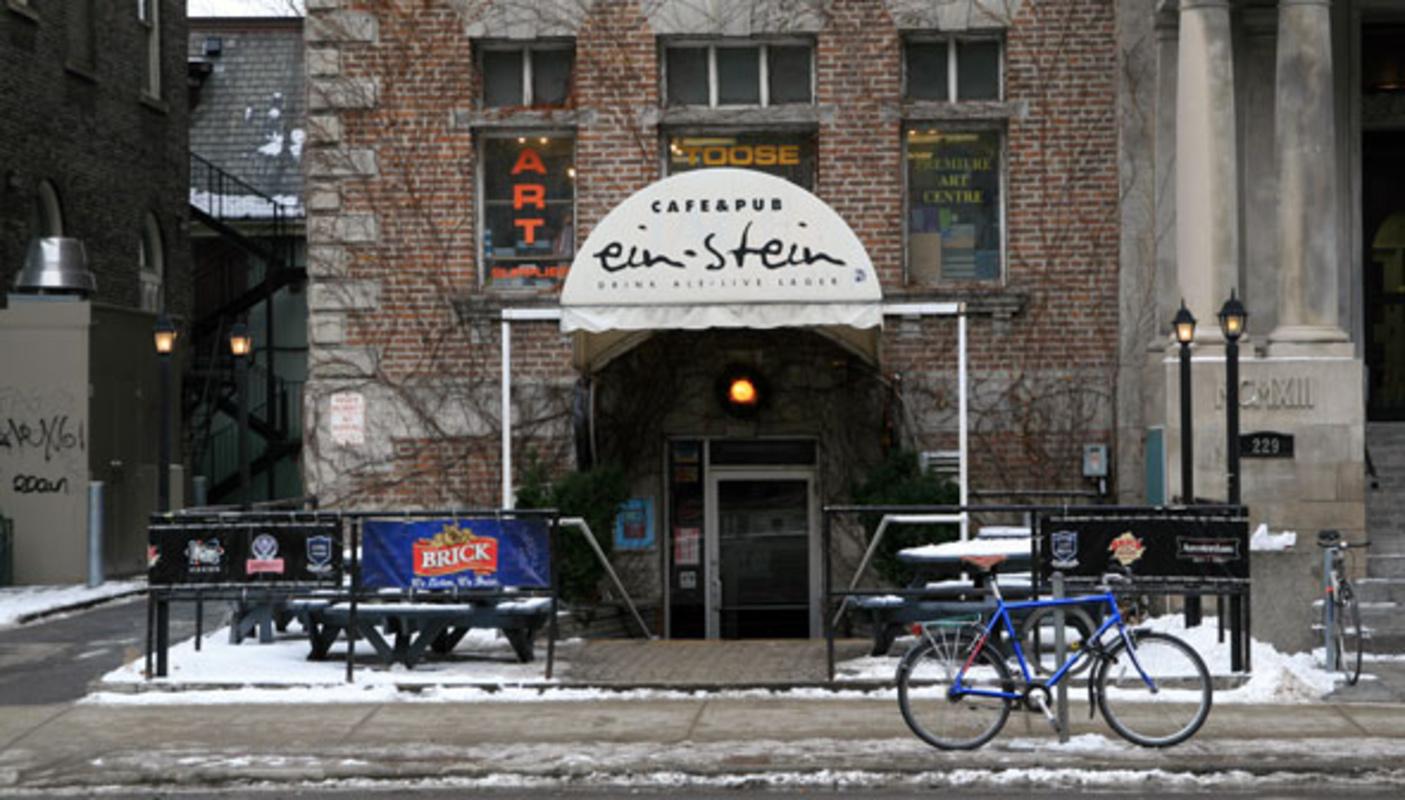 Einstein Toronto