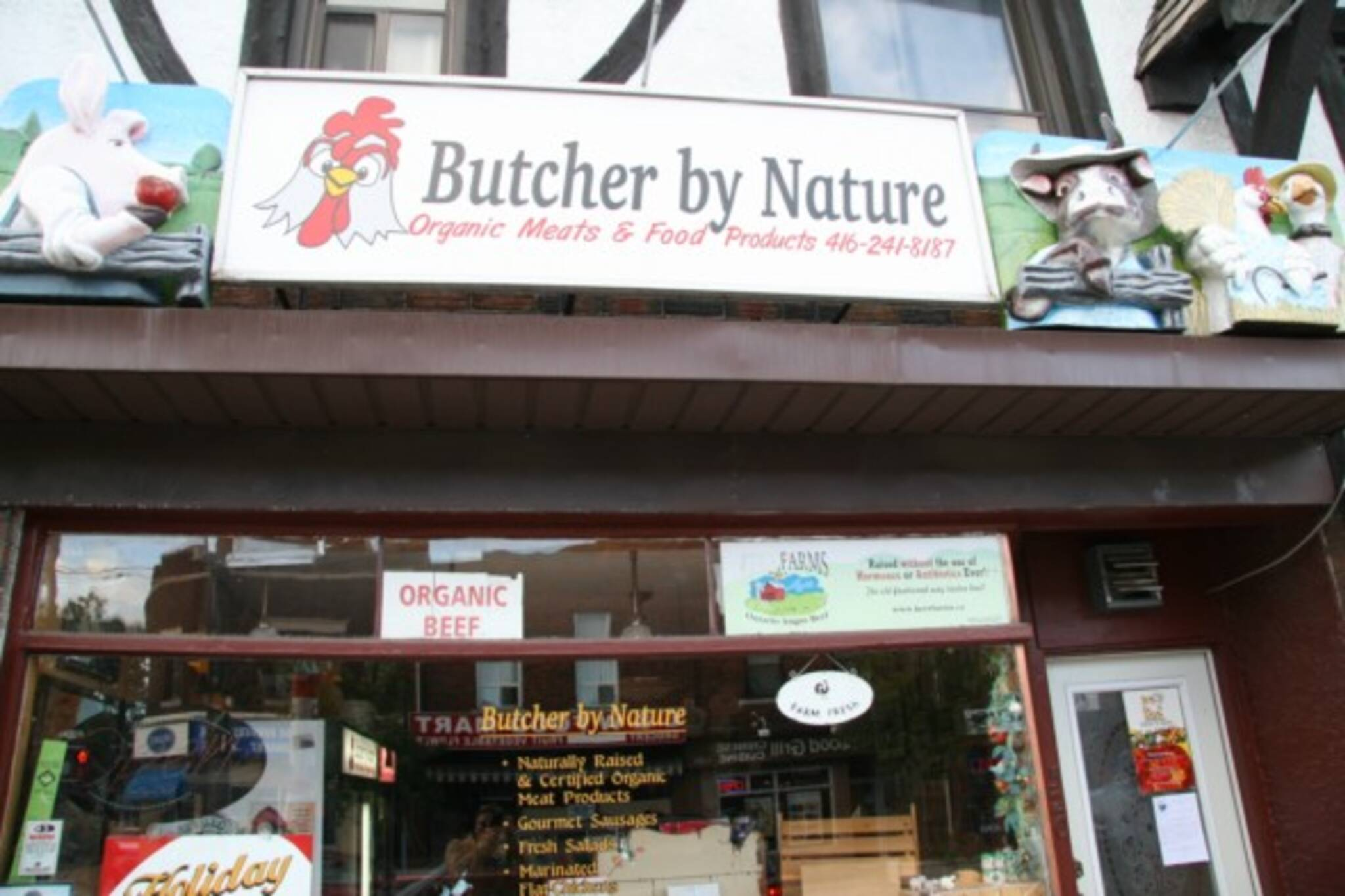 Butcher By Nature