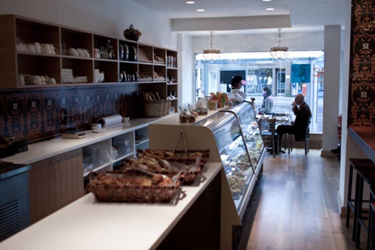 Cafe La Boheme Toronto