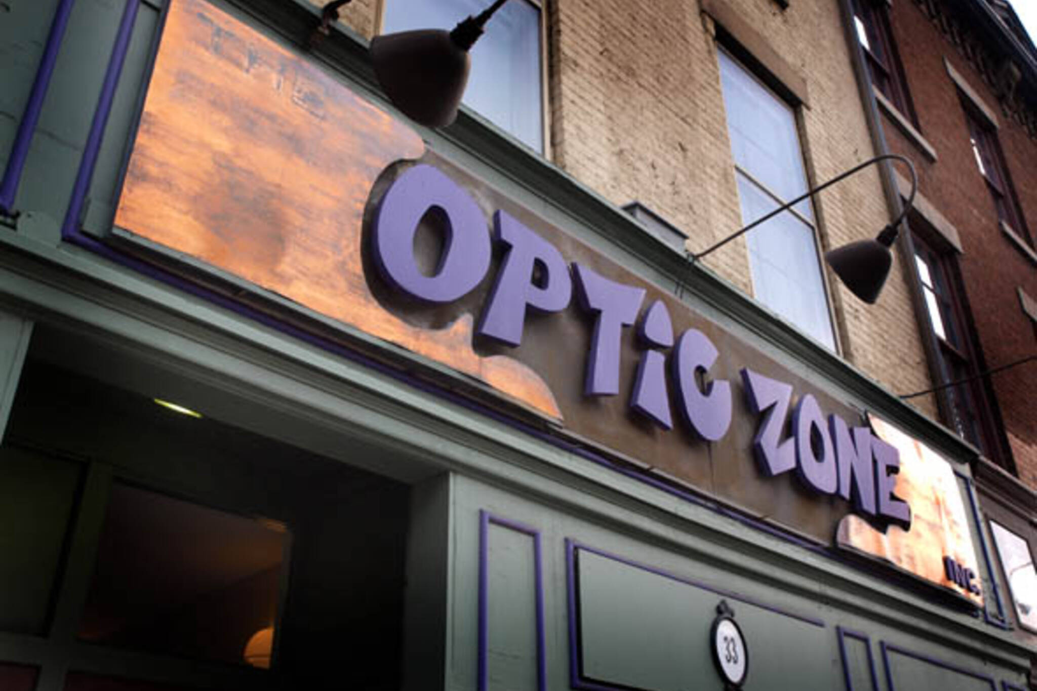 Optic Zone