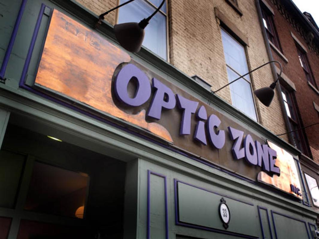 Optic Zone