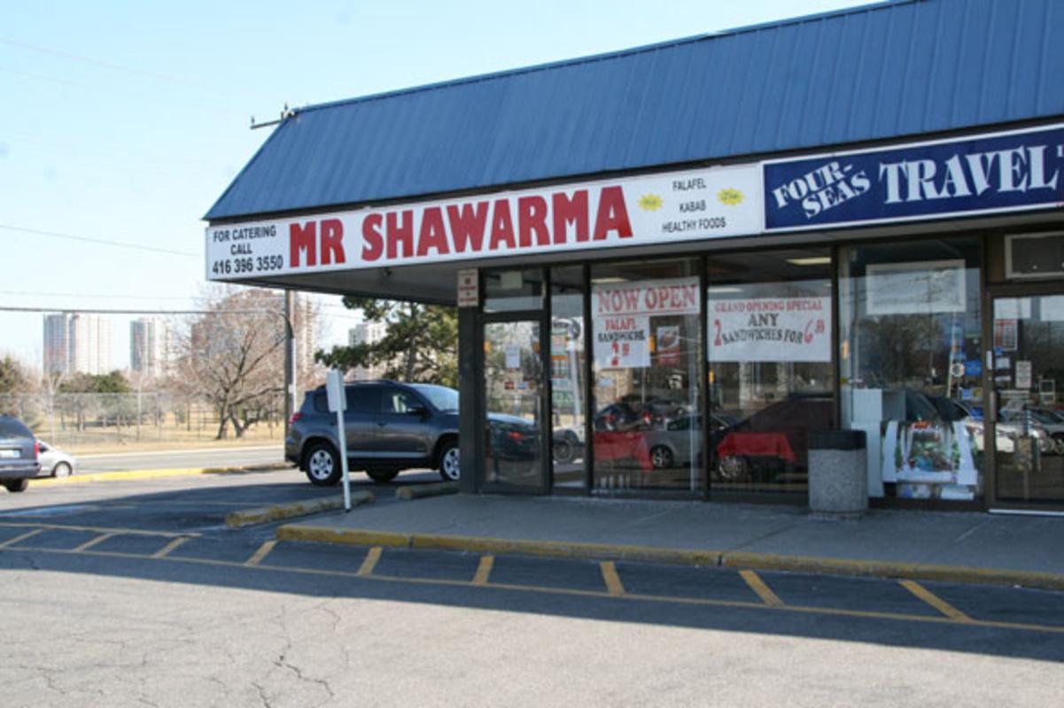 Mr. Shawarma