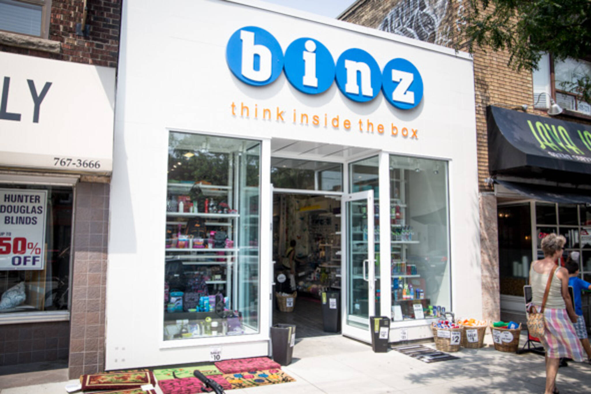 Binz Toronto