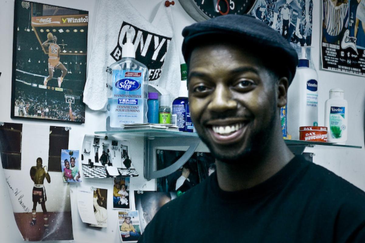 Onyx Barbers