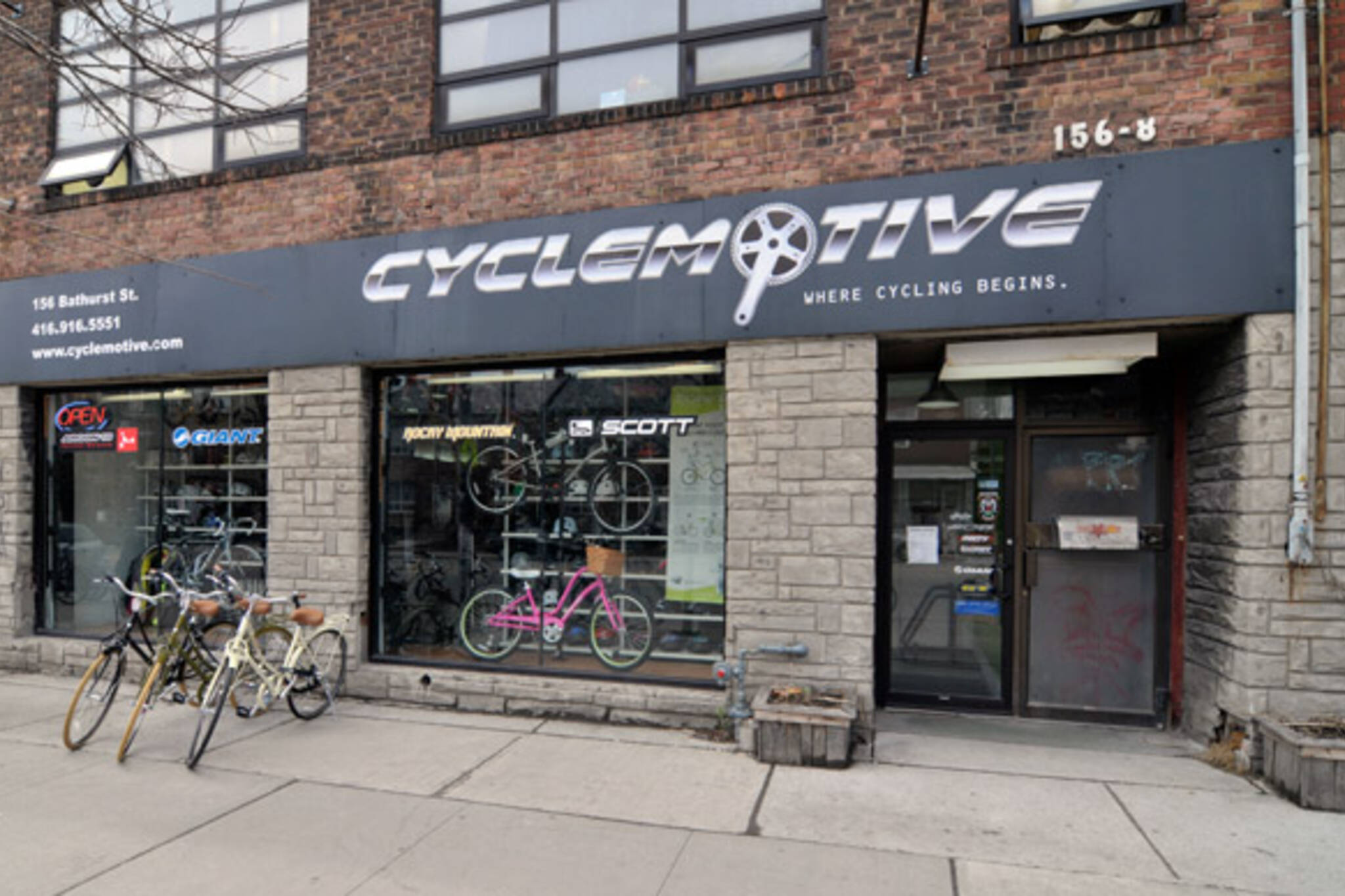 Cyclemotive Toronto