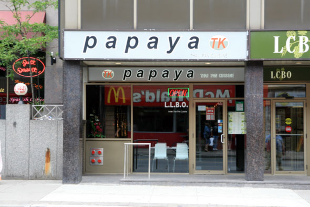 Papaya Toronto