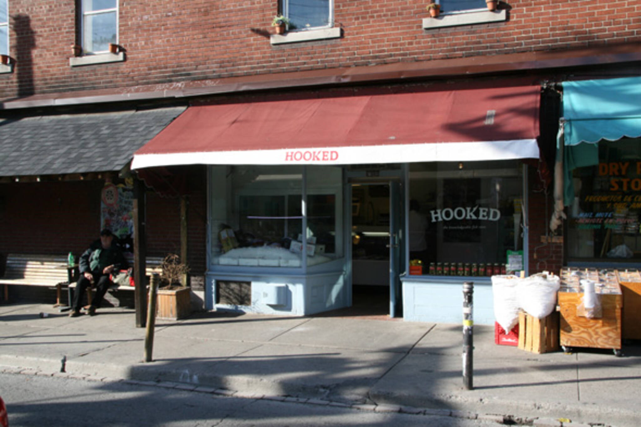 Hooked (Kensington Market)