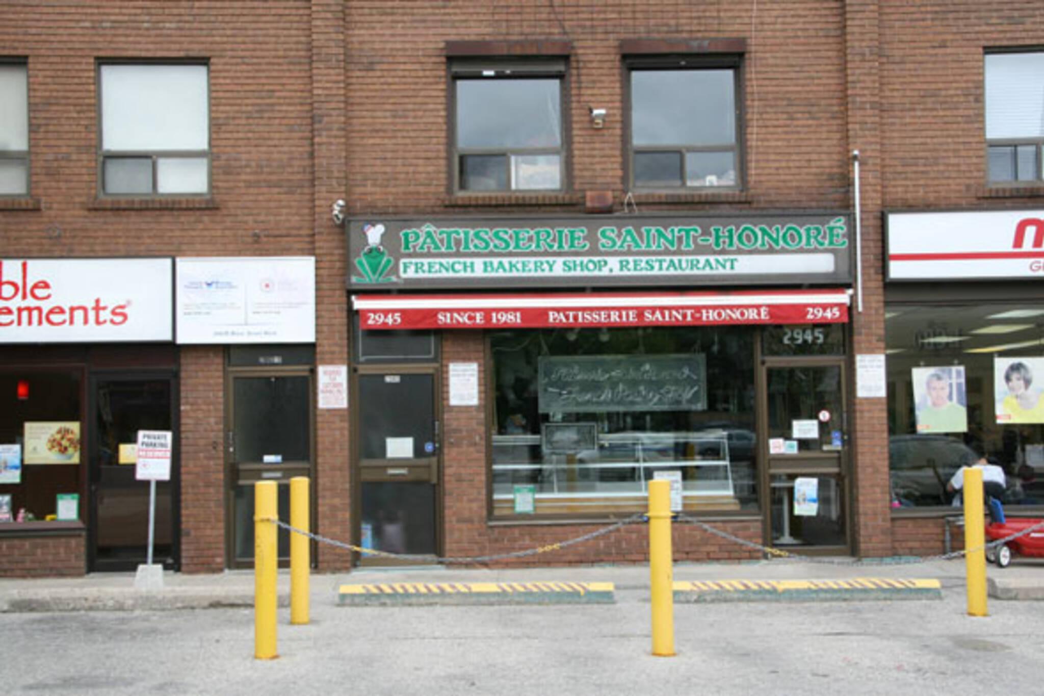 Patisserie St. Honore Toronto