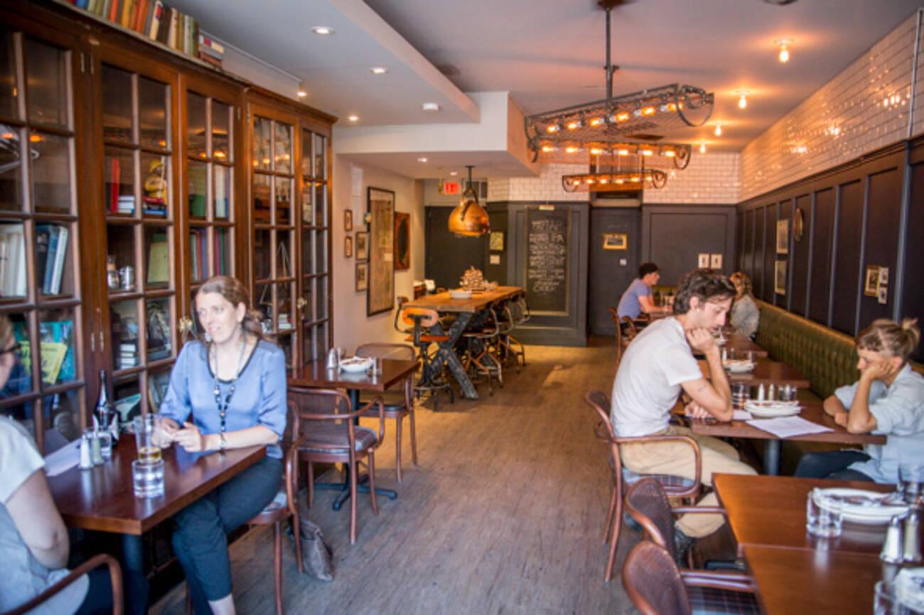 Eastside social blogto toronto for Eastside fish fry menu