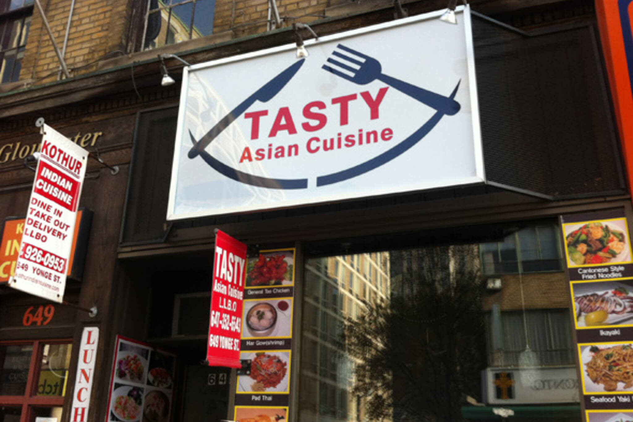 Tasty Asian Cuisine