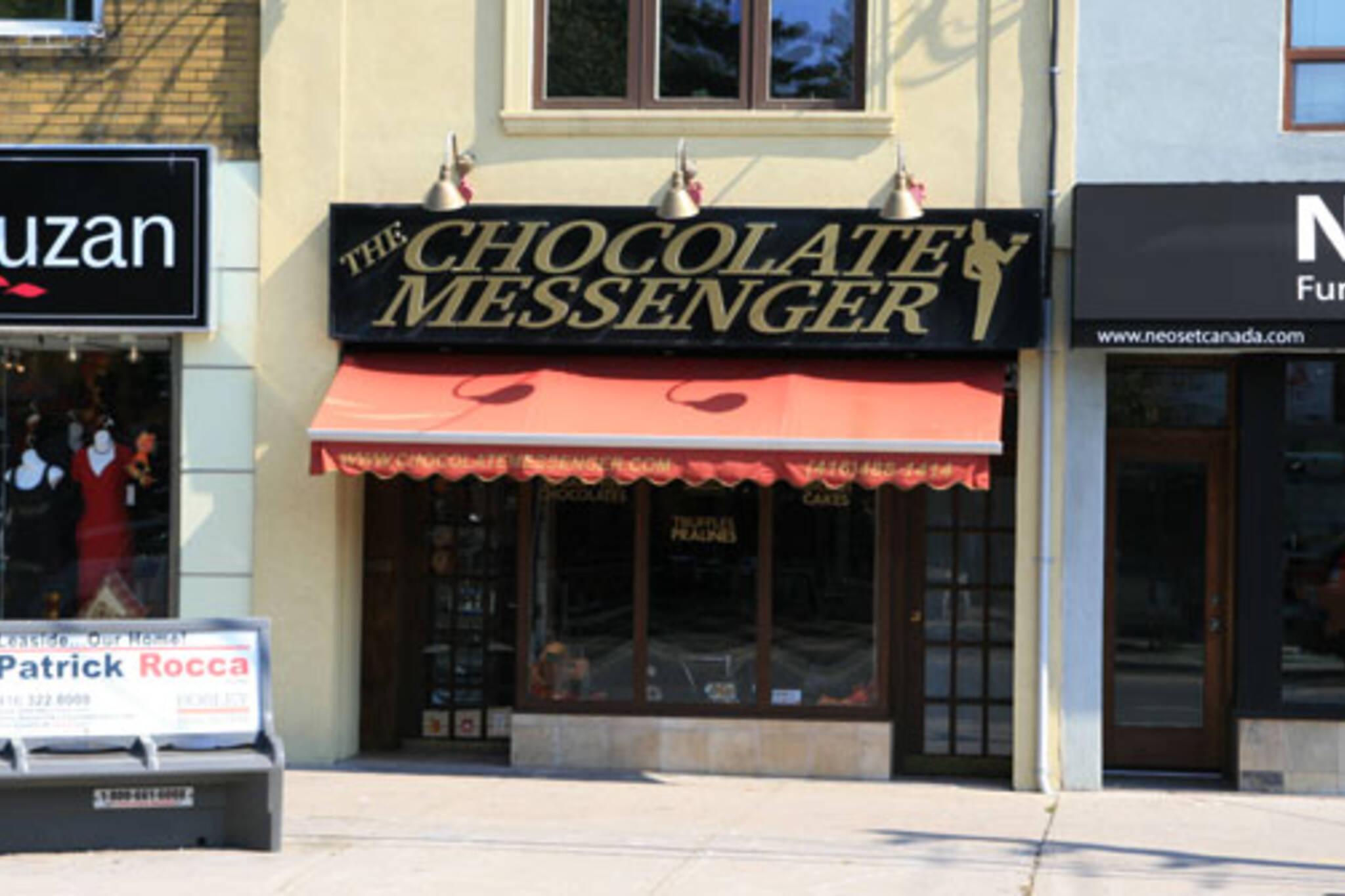 Chocolate Messenger