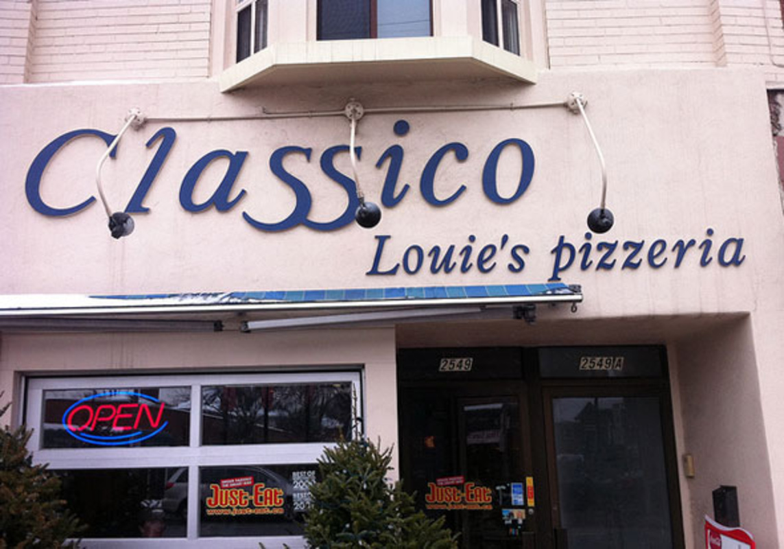 Classico Louies Toronto