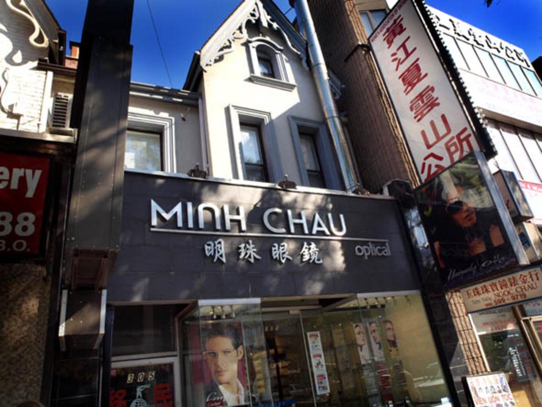 Minh Chau Optical