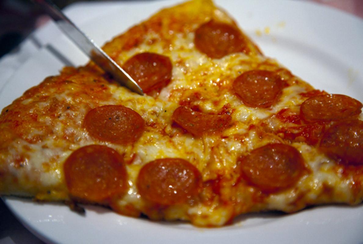 Taverniti Pepperoni Pizza