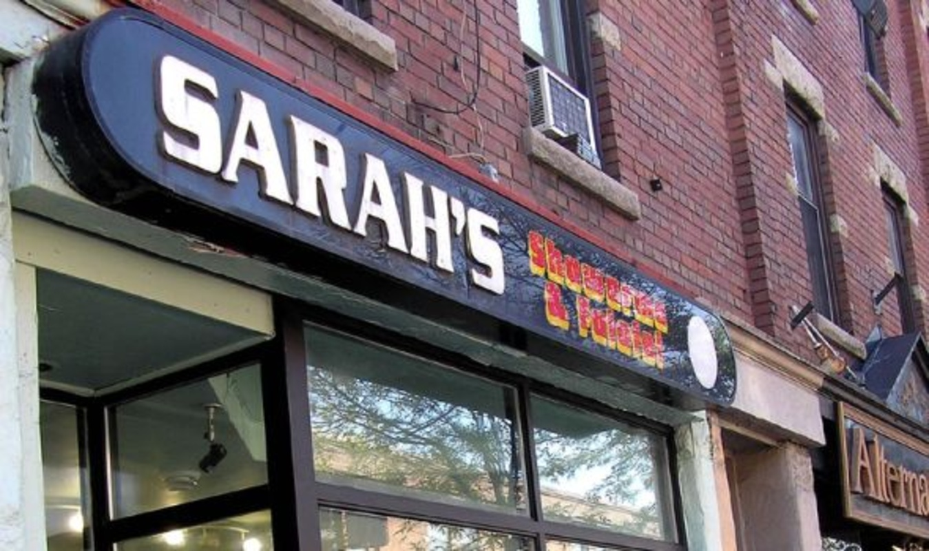 Sarah's Shawarma and Falafel in the Annex