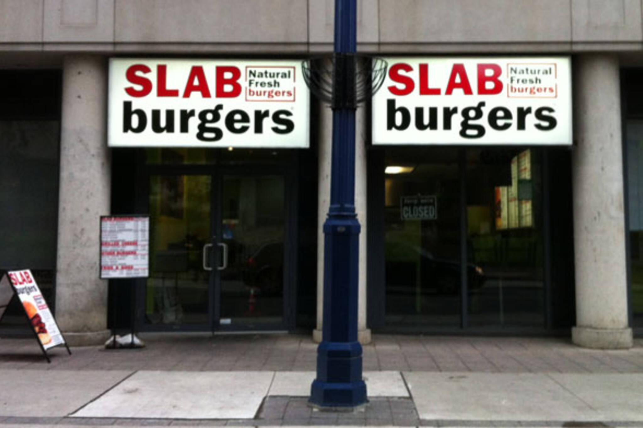 Slab Burgers