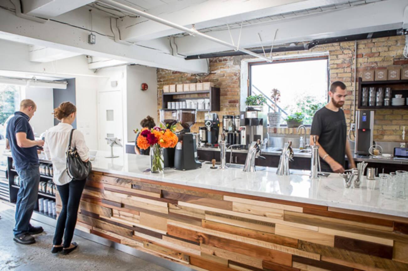 Creeds Coffee Bar Blogto Toronto
