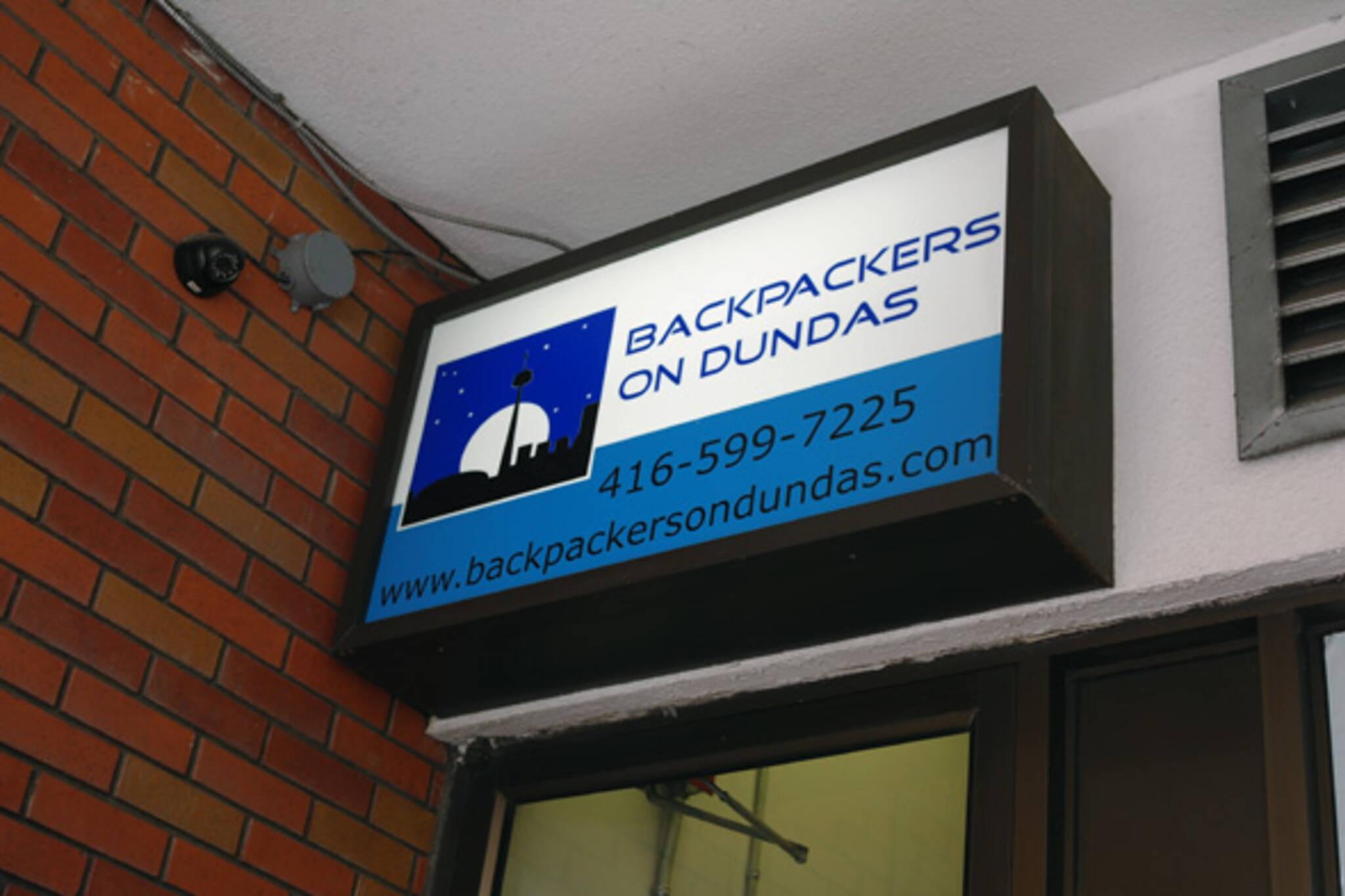 Backpackers Dundas