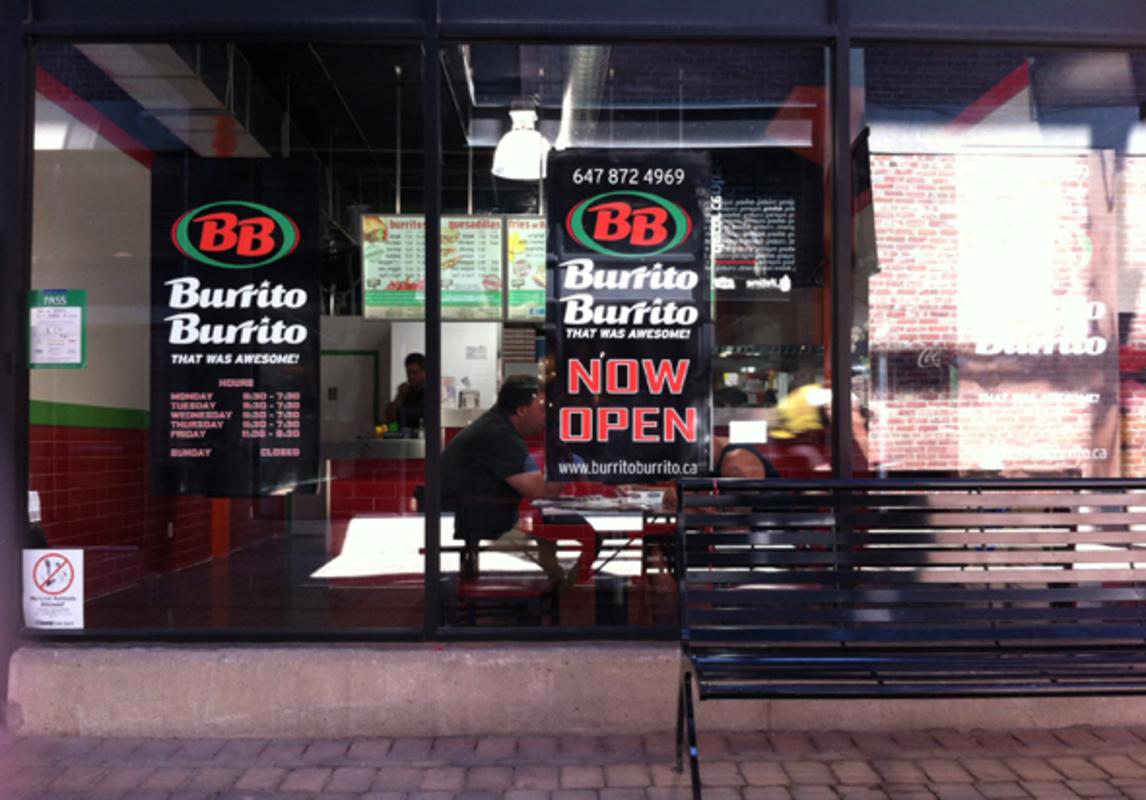 Burrito Burrito