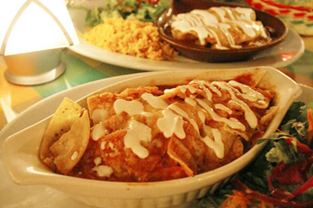Dos Amigos New Mexican Food Closed
